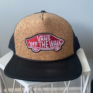 Vans Off The Wall Hat